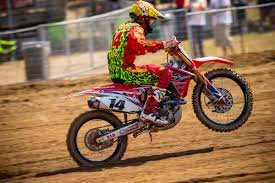 tld motocross gear troy lee designs tld u0027s seely walks out of hangtown with eyes on
