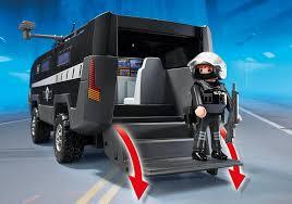 swat vehicles swat command vehicle 5564 playmobil united kingdom