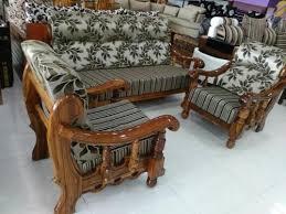 Teak Wood Sofa Set  Teak Wood Temple Service Provider From Aurangabad - Teak wood sofa sets