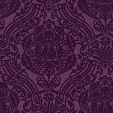 Purple Damask Wallpaper by Download Lowes Damask Wallpaper Gallery