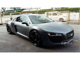 audi r8 automatic audi r8 2008 fsi quattro 4 2 in selangor automatic coupe grey for