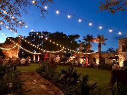 String Lighting Outdoor by String Lighting Dpc Event Services