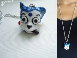my chemical earrings mousekat by eyrannecrafts on deviantart