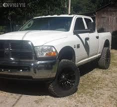 Dodge Ram Trucks With Rims - wheel offset 2010 dodge ram 2500 aggressive 1 outside fender