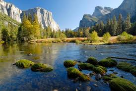 California National Parks images Yosemite national park travel information map location facts jpg