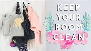 how to keep your room clean and organized when it u0027s tidy youtube