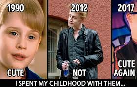 Home Alone Meme - favorite characters home alone then and now