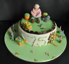 35 best garden cake images on pinterest garden cakes biscuits