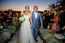 mariage clã en idées déco fête un mariage de rêve en bord de mer