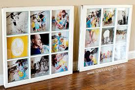 Upcycling Old Windows - fotowände und fotocollagen ideen mit denen du dein heim