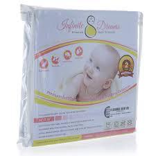 Baby Crib Memory Foam Mattress Topper by Amazon Com Premium Baby Crib Mattress Pad Cover High Quality