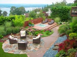 garden glamorous backyard gardens outdoor home ideas charming