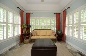 sunroom windows window treatments ideas for sunrooms in southern california