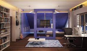 bedroom apartments decorating bedrooms compact blue and purple for
