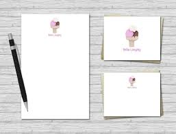 personalized stationery sets shop update new stationery sets for kids food design