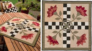 welcome to quilt country creating a rustic look stitch this