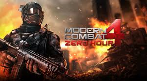 modern combat zero hour apk modern combat 4 zero hour apk direct fast