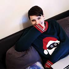 dan howell sweater imagines it is years and dan howell your