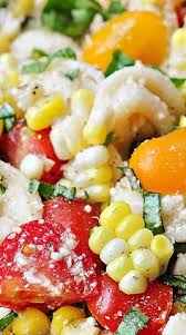 Garden Vegetable Salad by Garden Vegetable Pasta Salad Recipe Gardens Vegetables And Summer