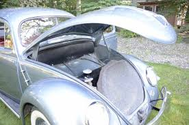 original volkswagen beetle restored but rarely driven 1957 vw beetle classiccars com journal