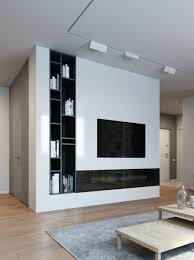 elegant contemporary and creative tv wall design ideas tv wall