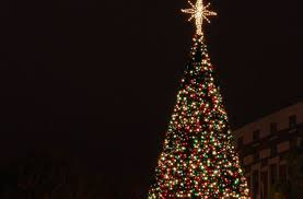 tree lighting ceremonies on island
