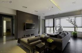 Modern Great Room - modern apartment living room ideas home interior design living room
