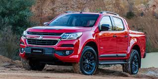 holden car truck market analysis holden colorado goautonews premium