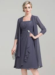 a linie tragerlos knielang chiffon brautjungfernkleid mit schleife blumen p552 kleider für hochzeitsparty kleider für hochzeitsparty 2017
