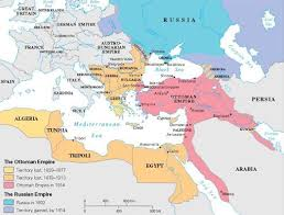 Beginning Of Ottoman Empire Ottoman Empire Map Timeline Greatest Extent Facts Serhat Engul