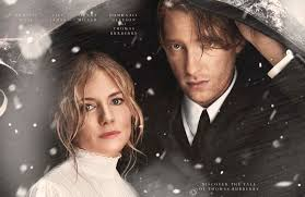 the burberry christmas movie has been released vogue australia