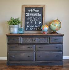 dressers black friday funky junk black buffet dresser