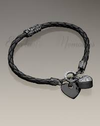 cremation jewelry bracelet black forever bracelet cremation jewelry and bracelet