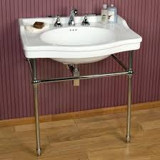 sink with metal legs console sink with metal legs sink designs and ideas