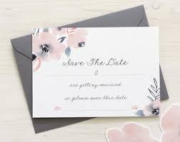 Create Your Own Save The Date Funny Geek Save The Date Card Unusual Std Save