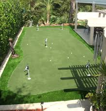 artificial grass putting greens nomow turf