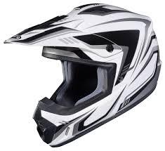 hjc motocross helmets hjc cs mx 2 edge helmet cycle gear