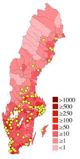 Map Sweden Sweden Maps