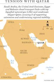 Gulf Countries In World Map by Saudi Fury Raises U0027coup Risks U0027 In Qatar And May Delay Fifa World