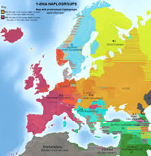 map of euorpe genetic maps of europe