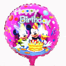 minnie mouse party supplies wholesale 18 happy birthday mickey mouse party balloon