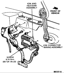 can you tell me where the ignition module u0026 computer are located
