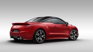 peugeot rcz r black 2014 peugeot rcz r photos specs and review rs