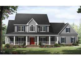 Single Story Farmhouse Plans Best 25 Square House Plans Ideas On Pinterest Square House