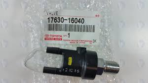 lexus gx470 uk toyota lexus oem 1763016040 gx470 4runner gs400 air control valve