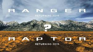 Do They Still Make Ford Rangers Ford May Be Making An Off Road Version Of The Ranger The Drive