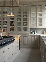 high cabinet kitchen beautiful kitchen with high ceiling height gorgeous glass cabinets