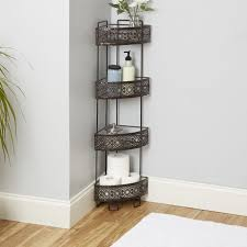 Bathroom Corner Storage Unit Bathroom Marvelous Bathroom Corner Shelf Unit For Bathroom