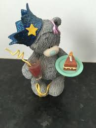 bubbles for me to you figurine tatty teddy and friends