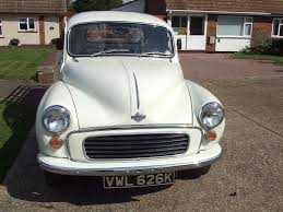 1971 fully restored morris minor 6cwt pick up truck van 1098cc